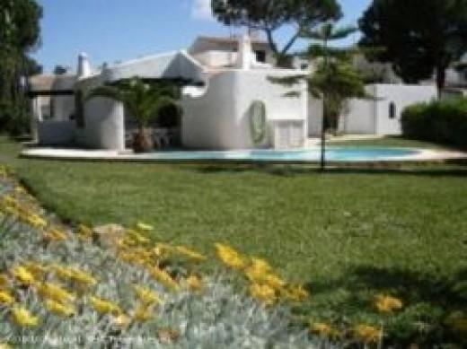 3 bedroom Villa in Vilamoura