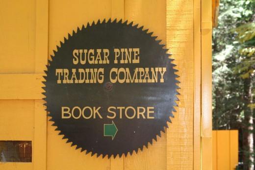Sugar Pine Book Store