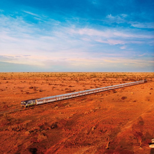Indian Pacific Outback