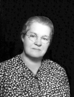 This is Daisy Smith.  Marie was born to the late Daisy and Rev. Harry W Smith in El Dorado, Kansas, December 7, 1928.