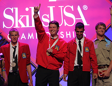 SkillsUSA returns to Kansas City
