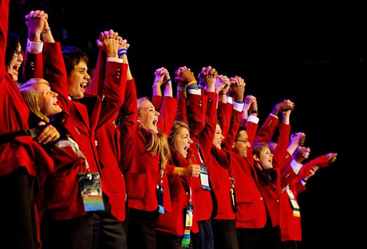 The SkillsUSA Championships