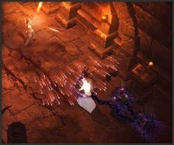diablo 3 demon hunter gameplay