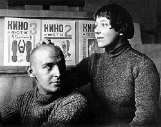 Rodchenko and Stepanova