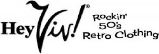 Hey Viv ! Rockin' 50s Retro Clothing