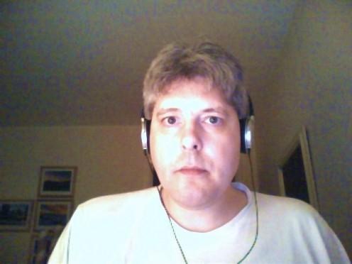 Listening to music...