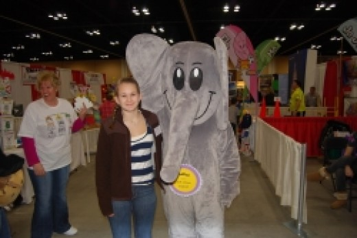 character education, characters of character, elephant, self esteem elephant, teaching children confidence, every childe deserves to feel special