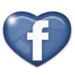 facebook heart