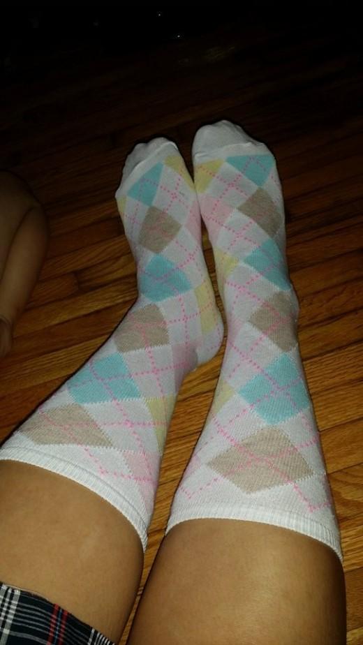 socks... socks... socks!