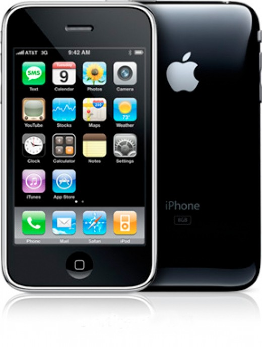 The ubiquitous Apple iPhone