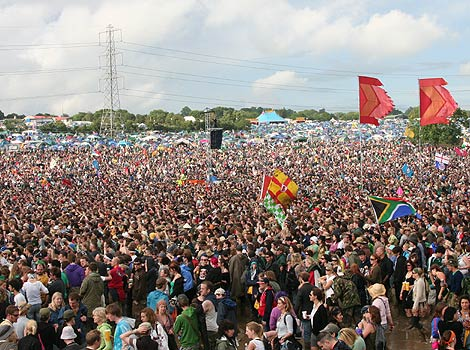 The Festival Mandates That Everyone Who Attends Take An Active Part In The Festivities
