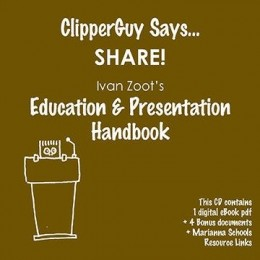ClipperGuy Says... Share!