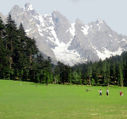 The beauty of Swat enjoyed by tourists from all over the world