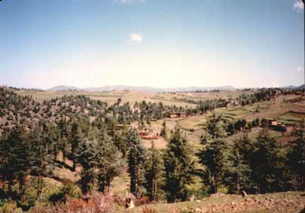 The Waziristan region