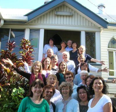 Morningsong Community Choir - 7 June 2009