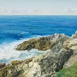 Whale Rock - 'Making Waves' Exhibition - Denis Brockie