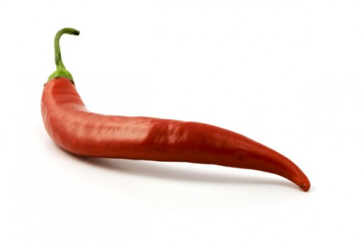 red chili public domain
