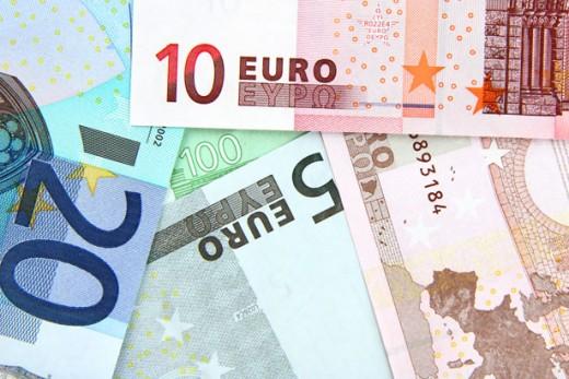 euro notes public domain