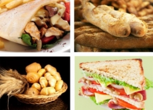 French Bread, Rolls and Sandwiches