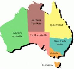 A-Z of Australia
