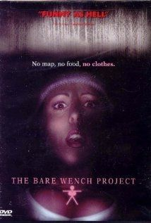 Promo poster for the Bare Wench Project