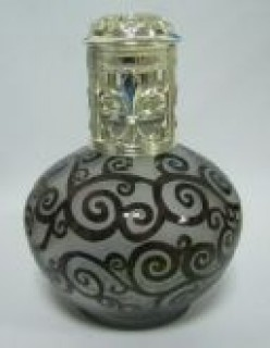 Catalytic Fragrance Lamp Burner and Wick Cleaning