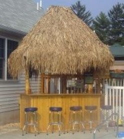 Plans For Building A Tiki Bar