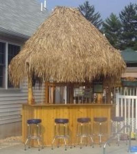 Plans For Building A Tiki Bar