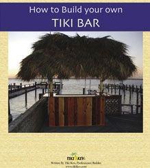 Best Tiki Bar Plans