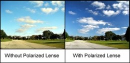 eyeglasses polarized  Polarzied Sunglasses vs Non-Polarized Sunglasses