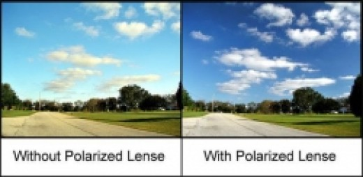 Polarized Sunglasses Work By  polarzied sunglasses vs non polarized sunglasses hubpages