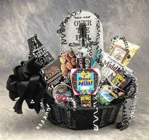 50th Birthday Gift Basket For Men: Top 10 Best 50th Birthday Gifts