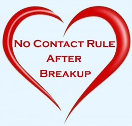 breakups contact rule after breakup