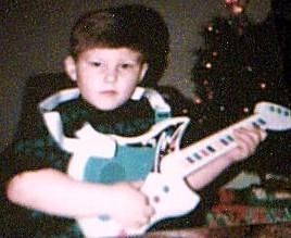 Jeffrey age 5