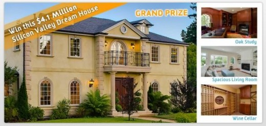 Silicon Valley Dream House Raffle