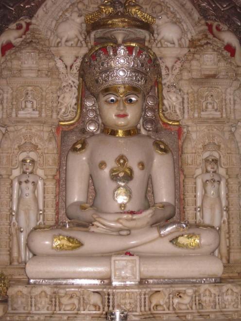 Rshabhadeva in Palitana