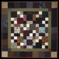 Charity quilts: Cancer Council quilts project
