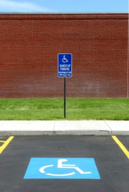 Don't park here