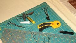 My favourite tools for quiltmaking