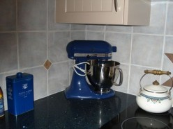 KitchenAid Stand Mixer - Must Have Kitchen Appliance!