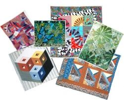 A selection of my quilts