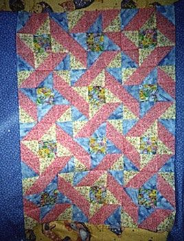 Brenda Smith's quilt