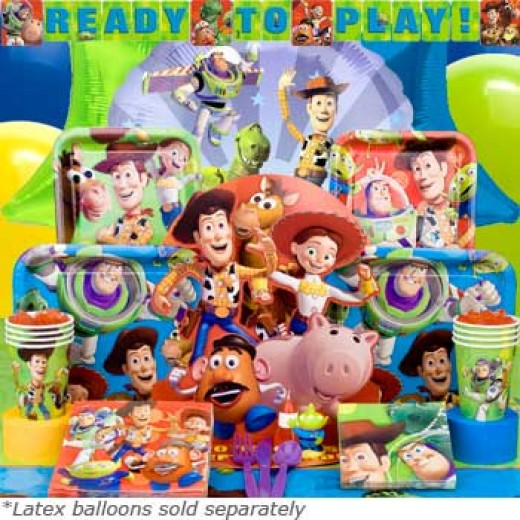 Toy Story Decorations