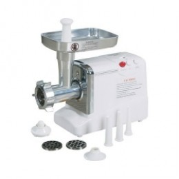 Electric Grinder with stuffing attachments