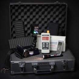 Paranormal Investigating Equipment
