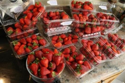 Saved Strawberries
