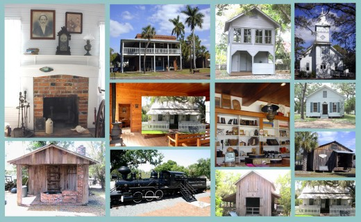 Manatee Historical Village