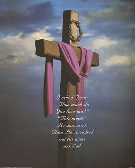 The Empty Cross Reminds us that Jesus Made the Ultimate Sacrifice
