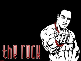 The Rock, Can You Smell What The Rock Is Cooking