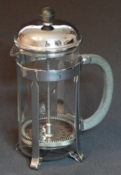 Using A Cafetiere As A Tea Pot